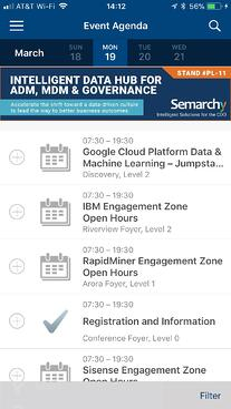 Gartner Data & Analytics Event Agenda