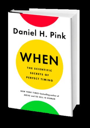Daniel Pink at Gartner When Science of Time