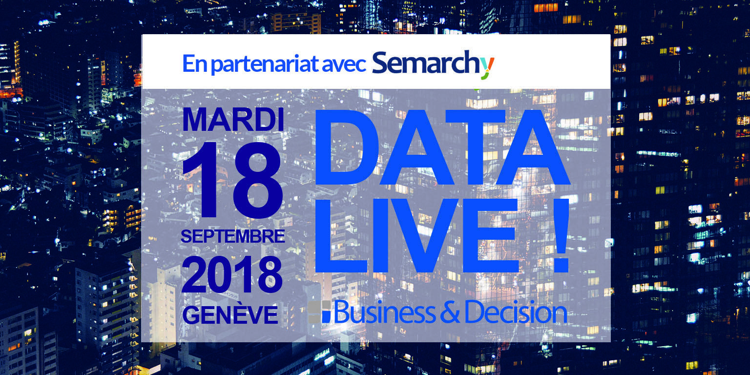 semarchy business and decision geneve 2018