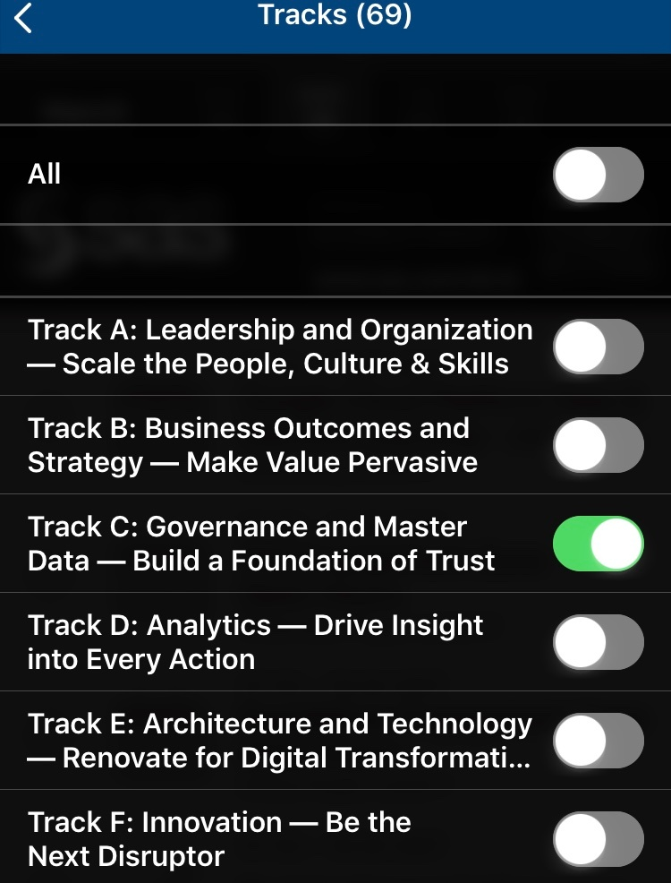 Gartner Summit Agenda Data Hub Semarchy