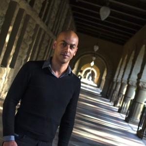 Salah Kamel at Stanford